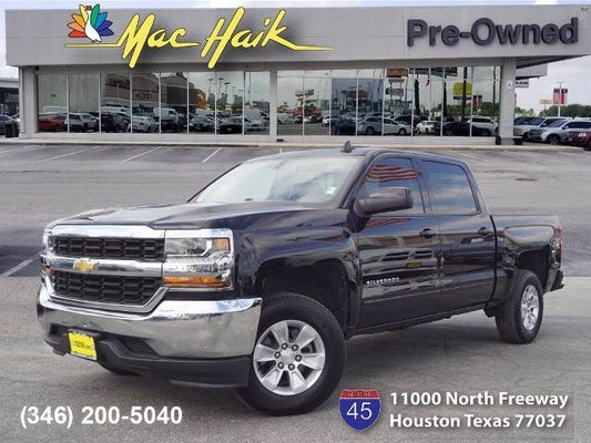 2018 Chevrolet Silverado 1500 Lt Chevrolet Dealer In Spring Tx Used Chevrolet Dealership Serving Humble Conroe The Woodlands Tomball Tx